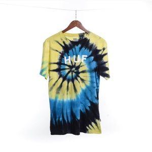 Men's Medium HUF Tye Dye T-Shirt